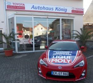 Autohaus König Endingerstraße 60 - 79369 Wyhl